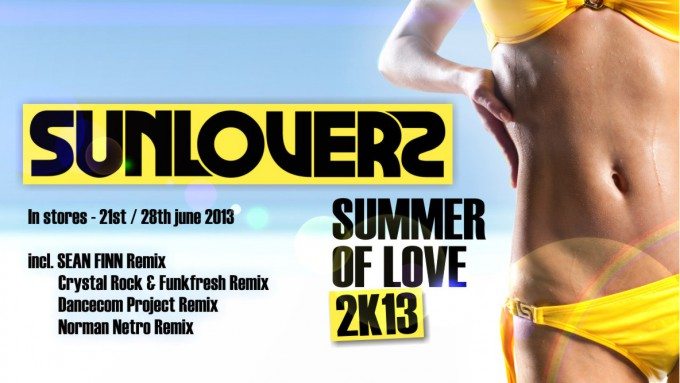 Summer Of Love 2k13 - Banner